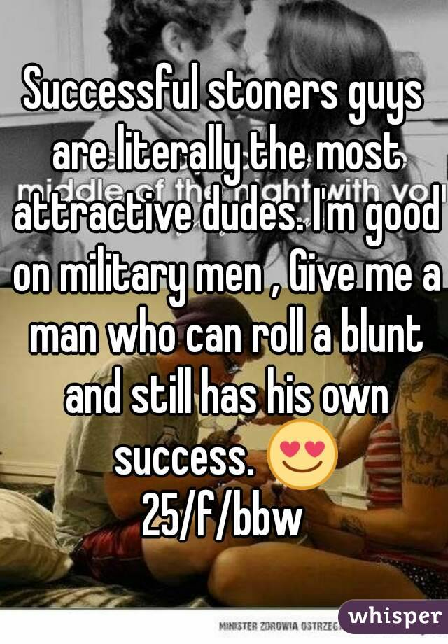 are stoners attractive