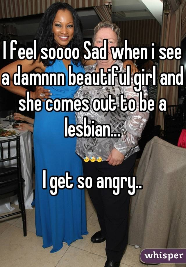 Why Are Lesbians So Angry