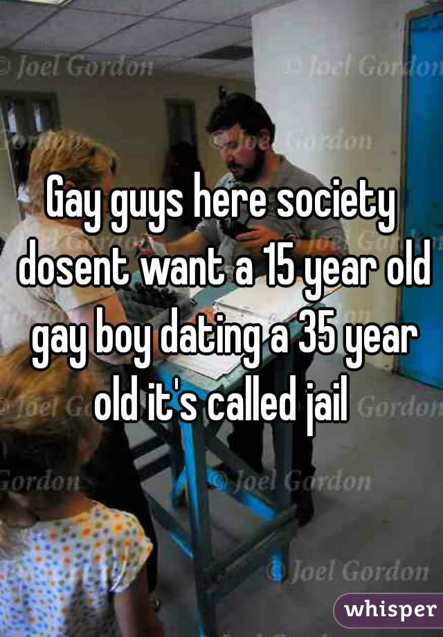 gay dating for 15 year olds