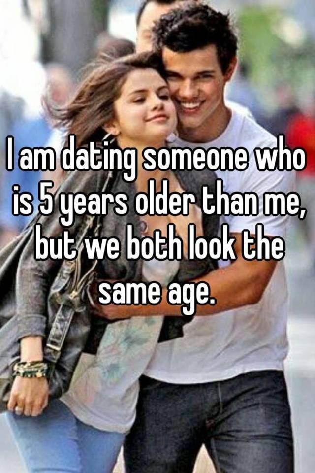 Dating guy 5 years older
