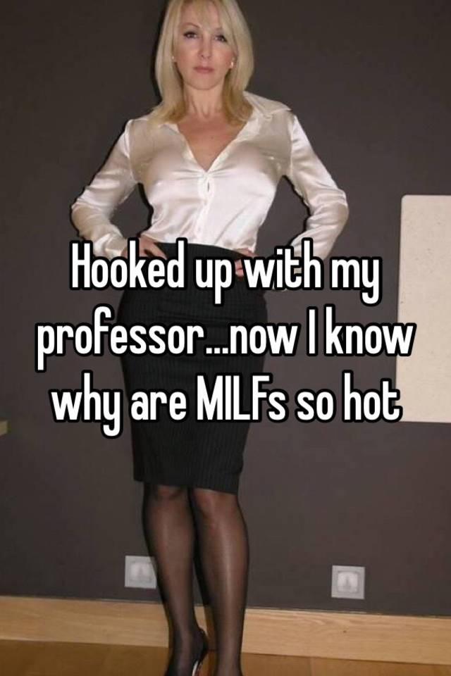 Why Are Milfs So Hot