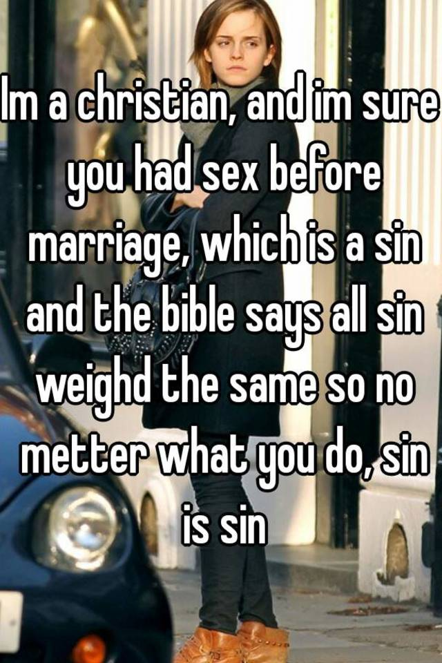 bible and sex before marriage