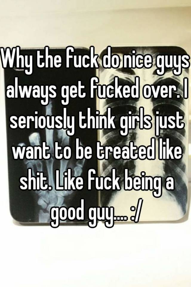 I want to get fucked by a guy