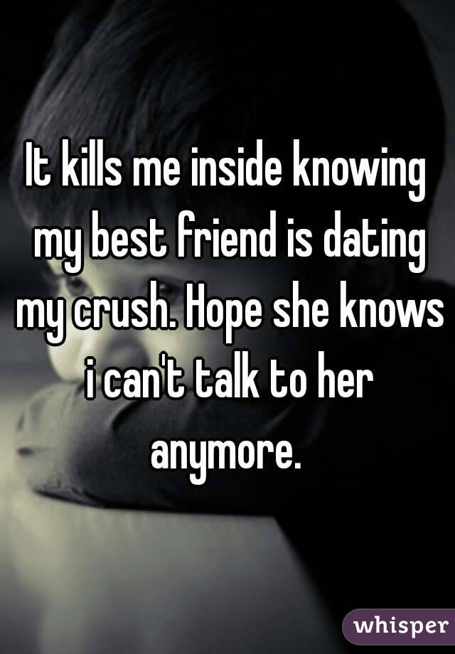 What Do I Do If My Crush Is Dating My Best Friend