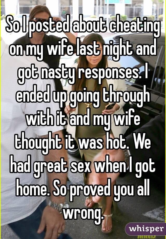 Stoned wife fucks stranger