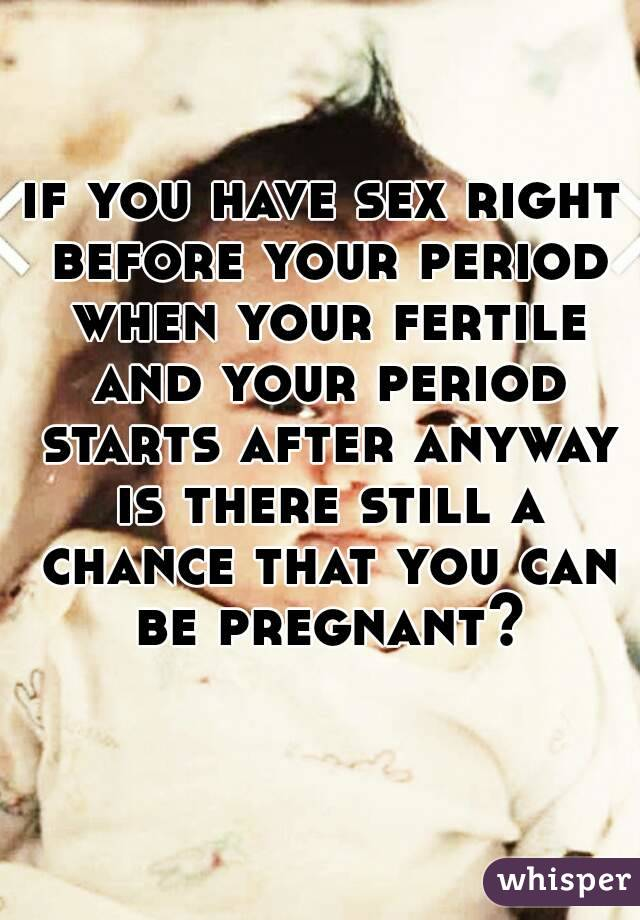 If your pregnant can you still have sex