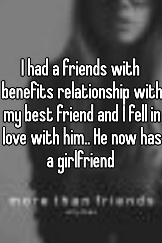 Is it a relationship or friends with benefits