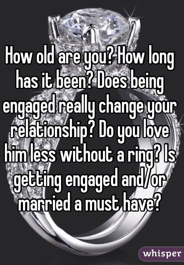 You A Without Ring Can Engaged Get