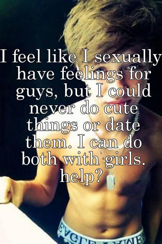 Things guys like sexually