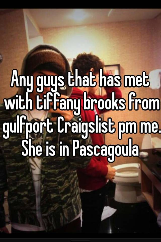 Craigslist brooks