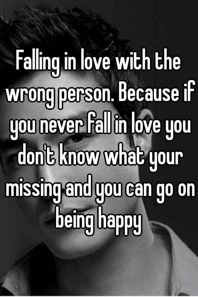 What Does It Mean To Fall In Love With Someone