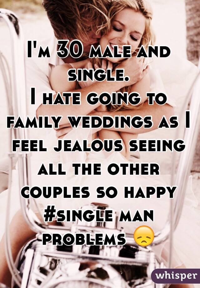 How to be a happy single man