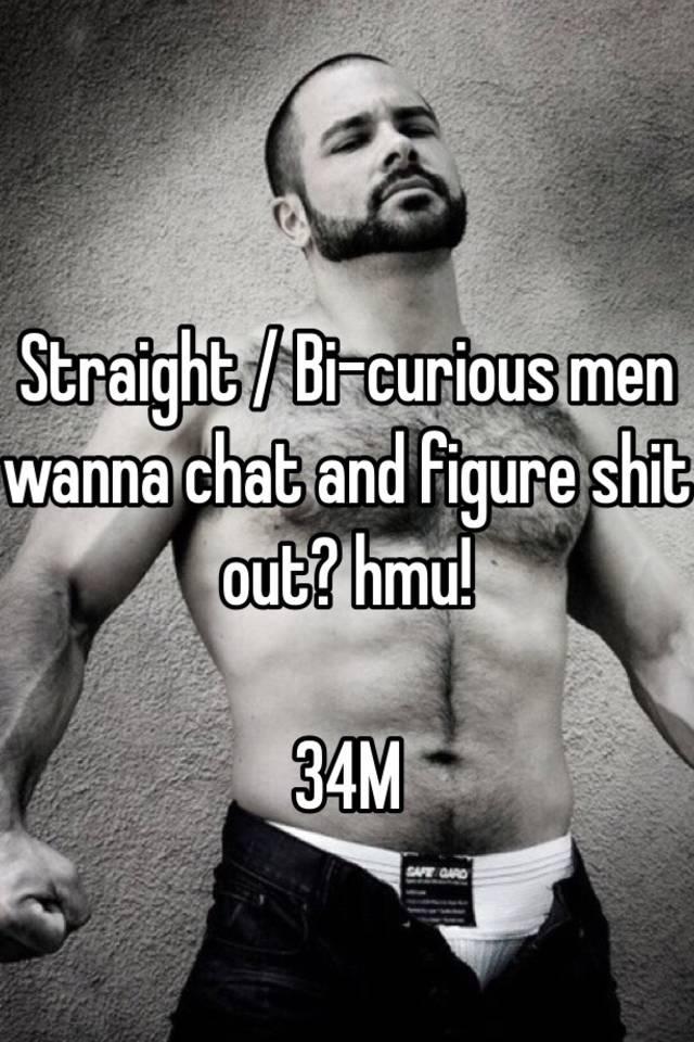 Bicurious men chat