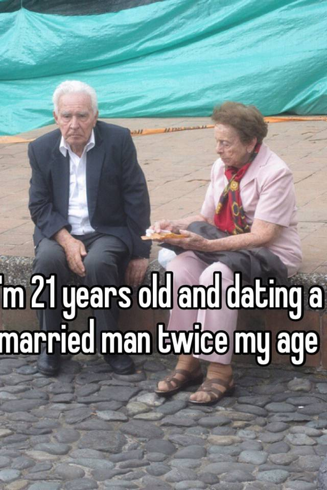 Dating a man my age