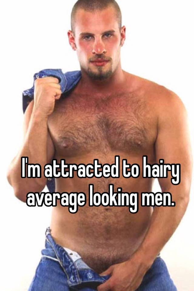 hairy average men