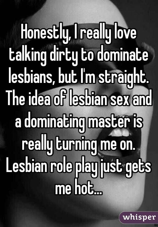 Lesbians Talking Dirty To Each Other