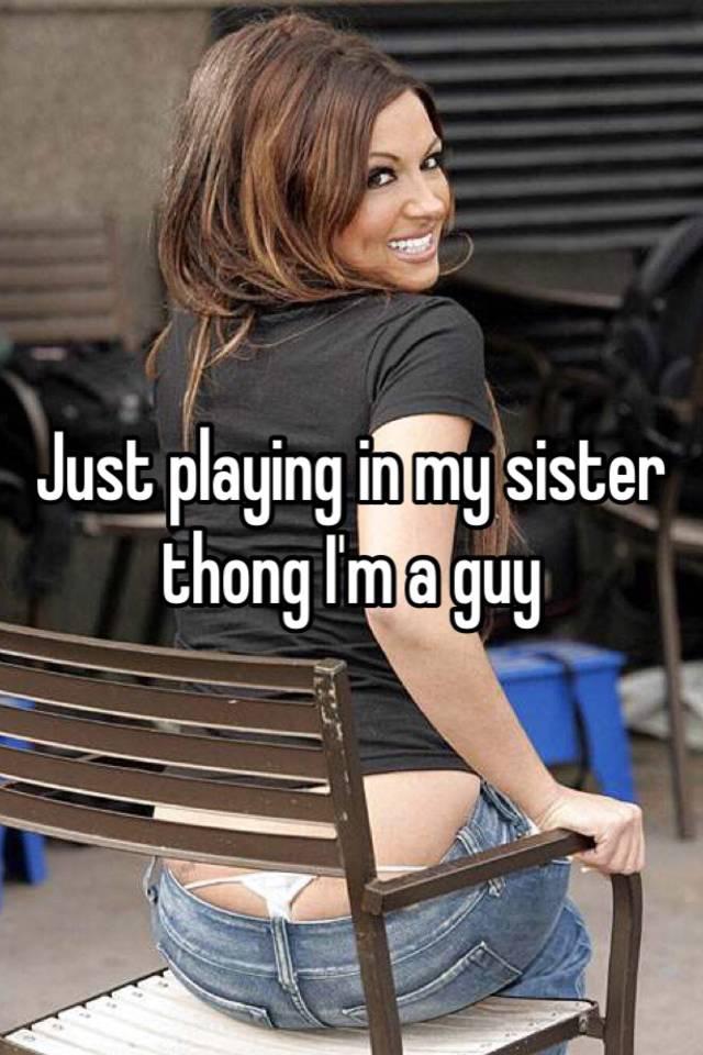 My Sister Flashing Me