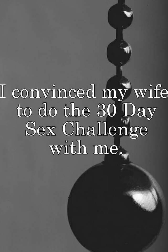30 wife sex