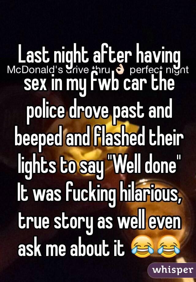 fwb beim Sex
