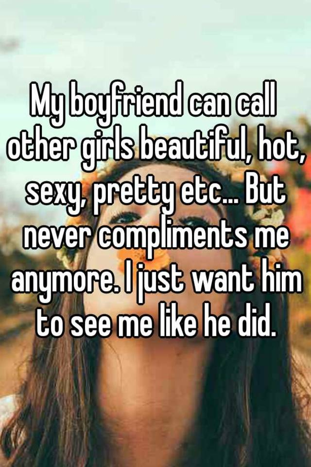 hot compliments for girls