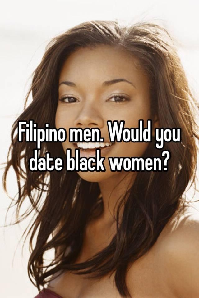 Black filipino women