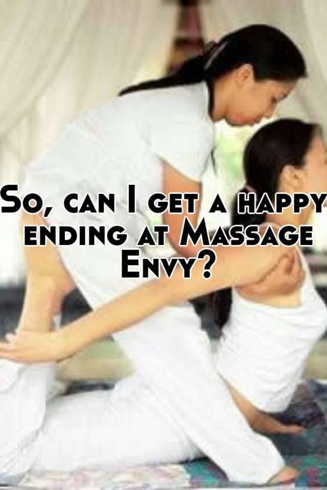 Woman Gets Happy Ending Massage
