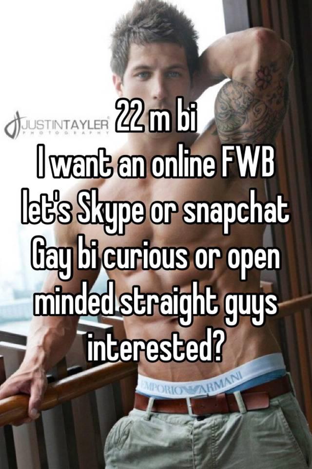 Gay Bi Skype