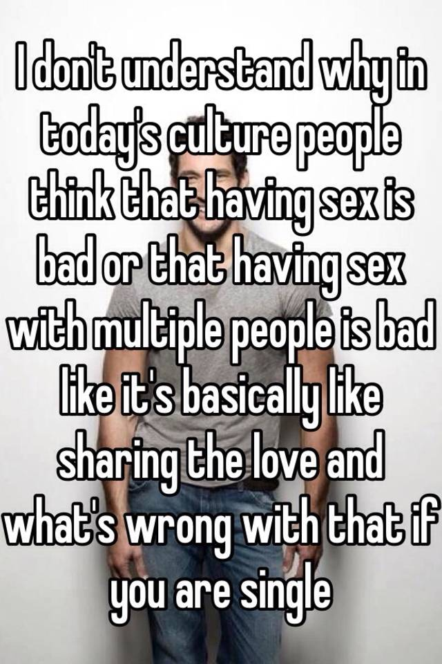 sex in a line multiple person