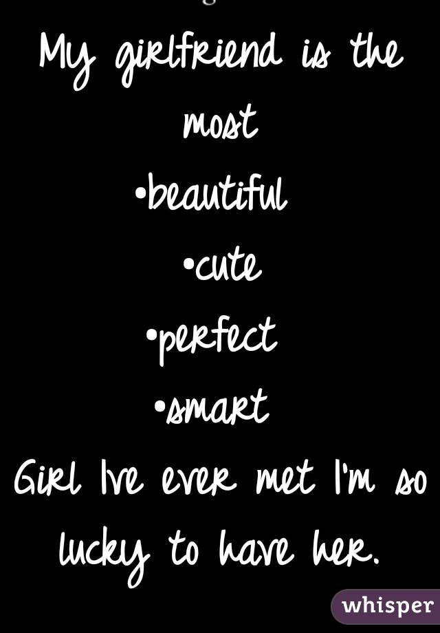 my perfect girl