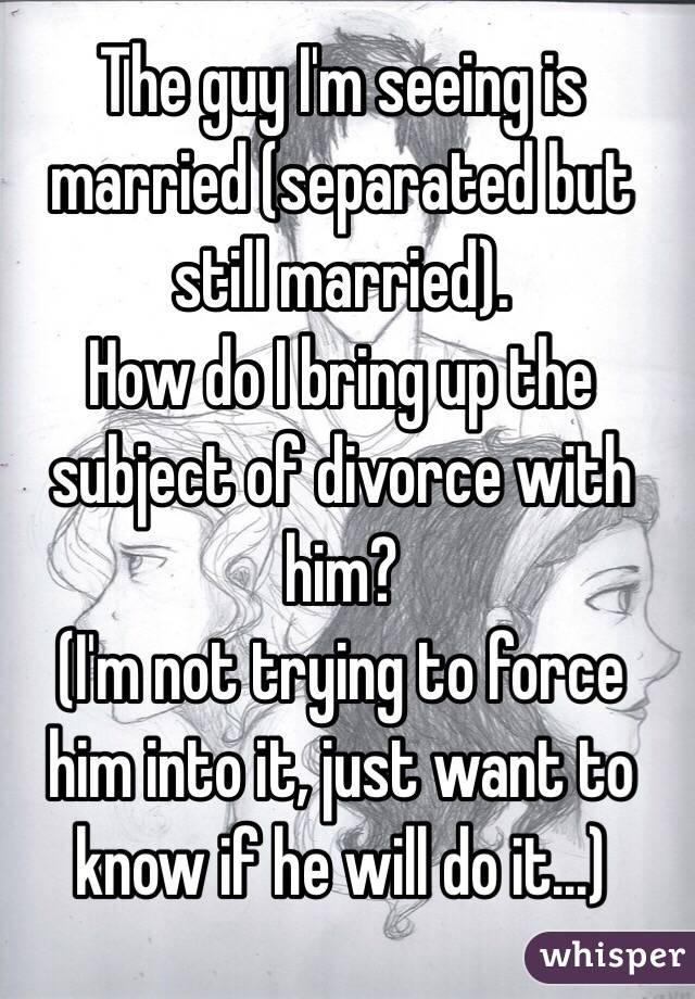 How do i know if i m divorced