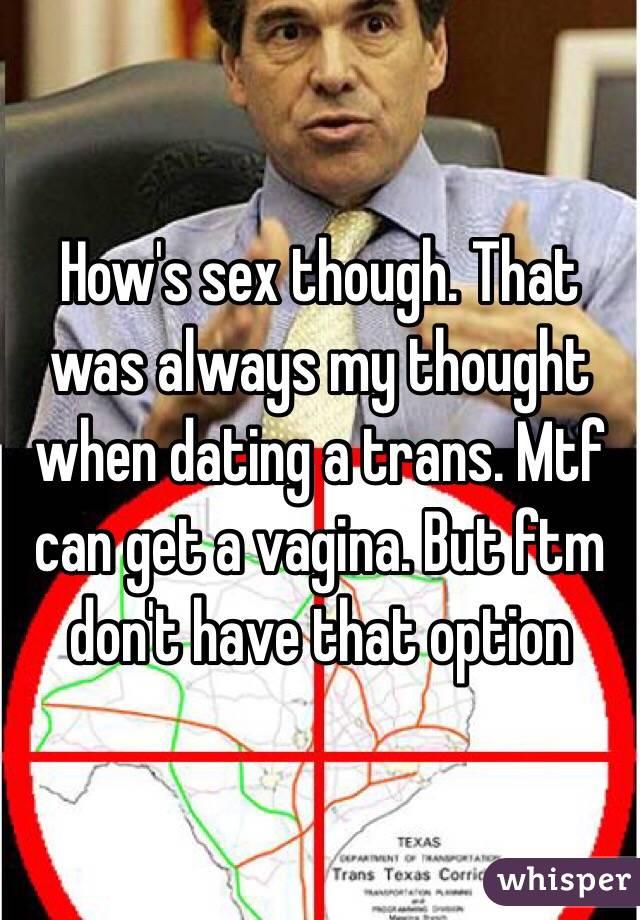 Ftm dating mtf