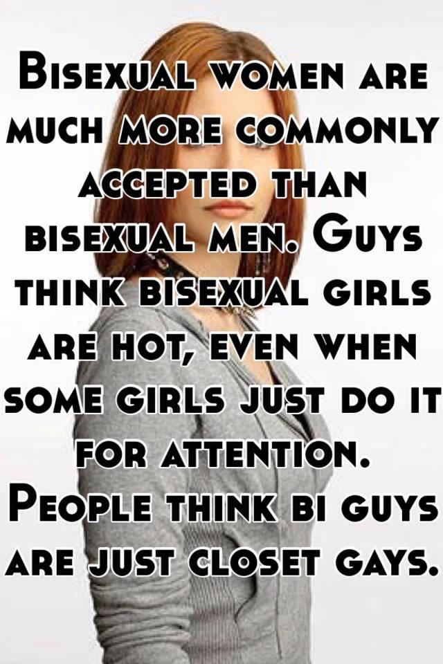 women for bi men