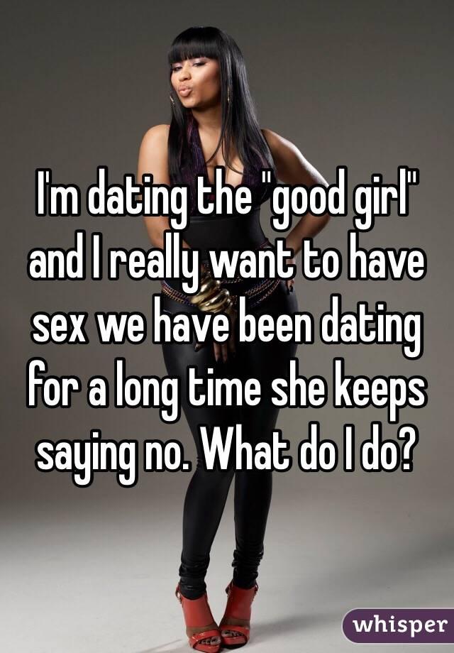 Goodgirl sex