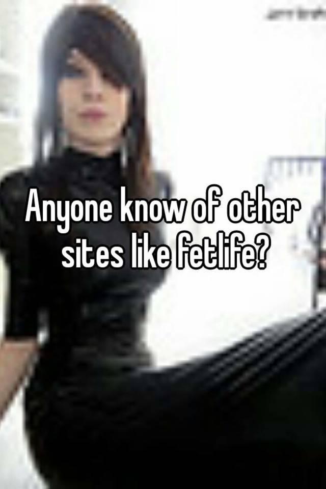 Sites similar to fetlife