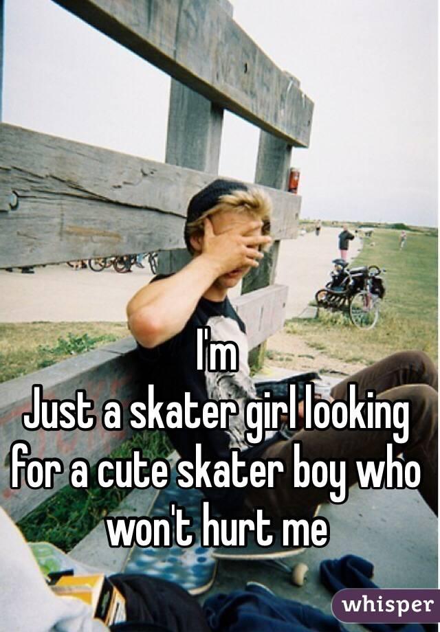 Cute skater boys