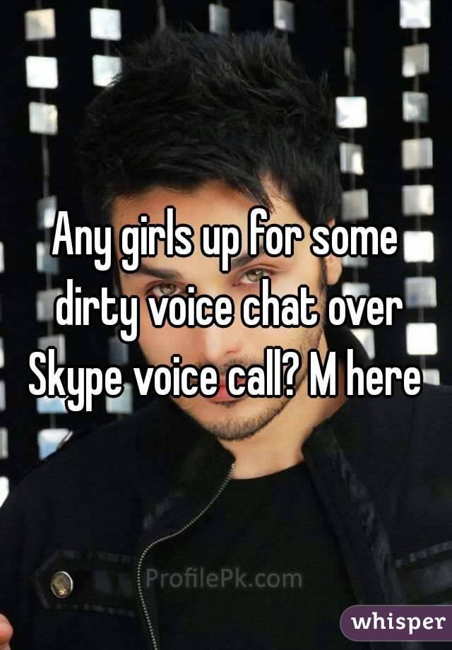 Dirty women on skype