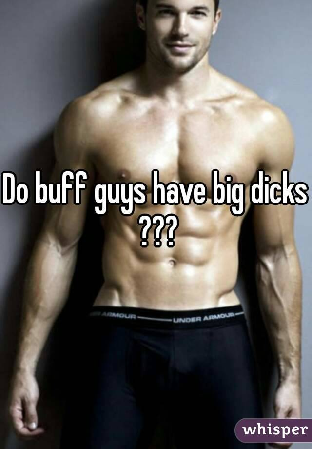 Why Do Some Guys Have Big Dicks