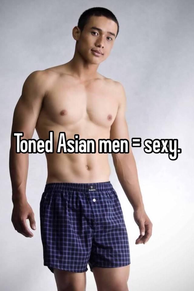 Asian men sexy