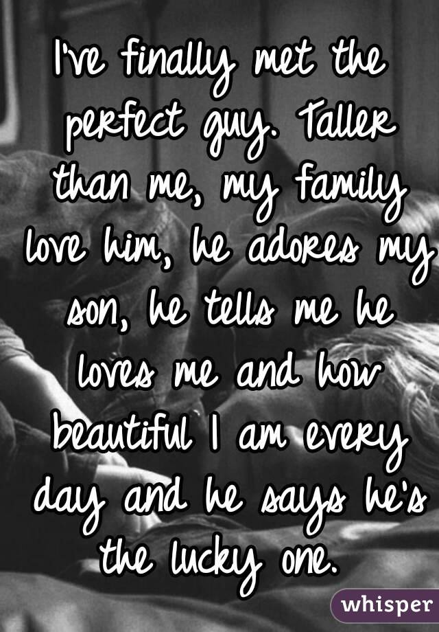 love him by perfect