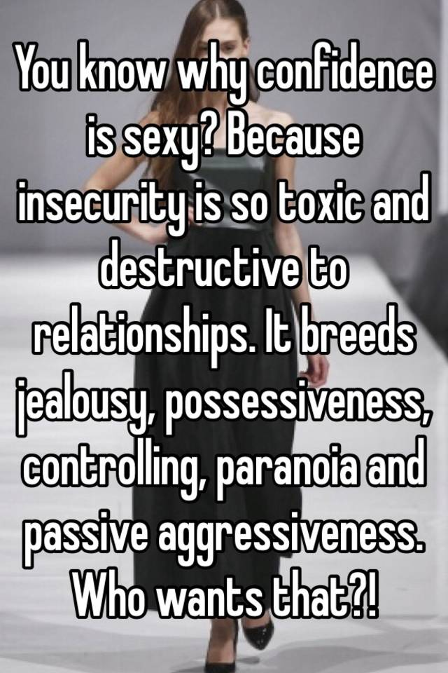 How To Control Jealousy And Insecurity