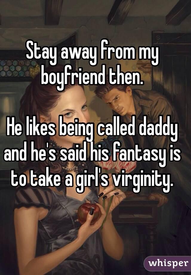 away virginity girls Taking a