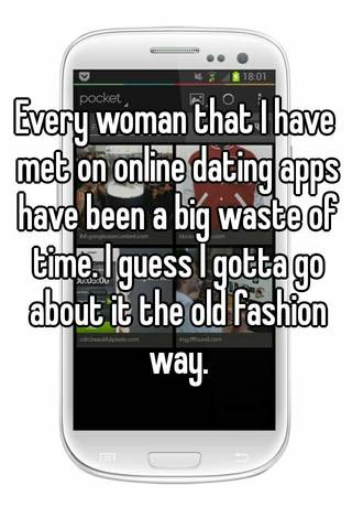Is online dating a waste of time — photo 11