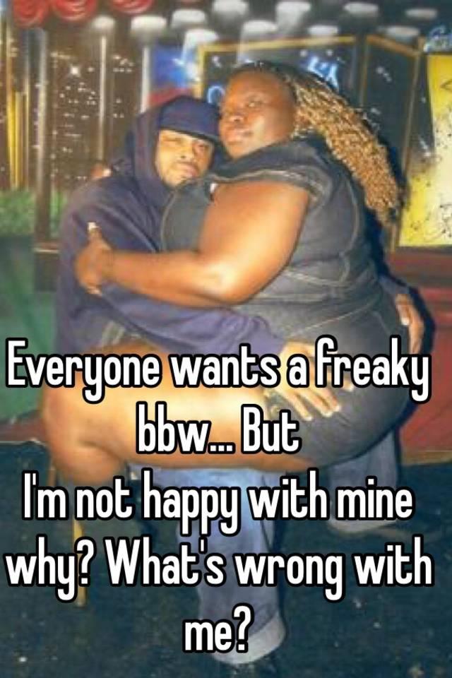 Freaky bbw wife