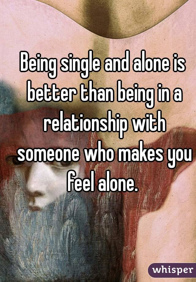 How To Feel Better About Being Single