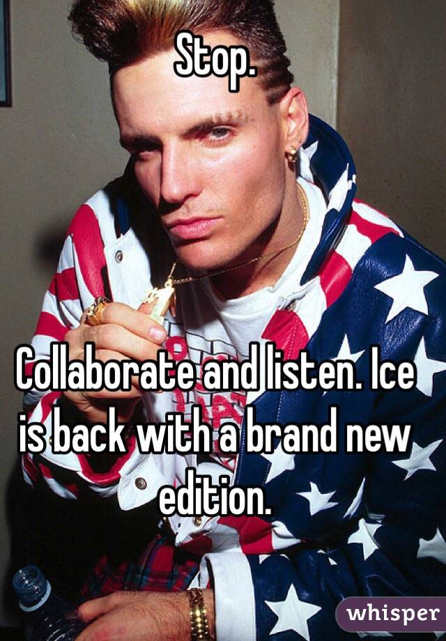 collaborate and listen