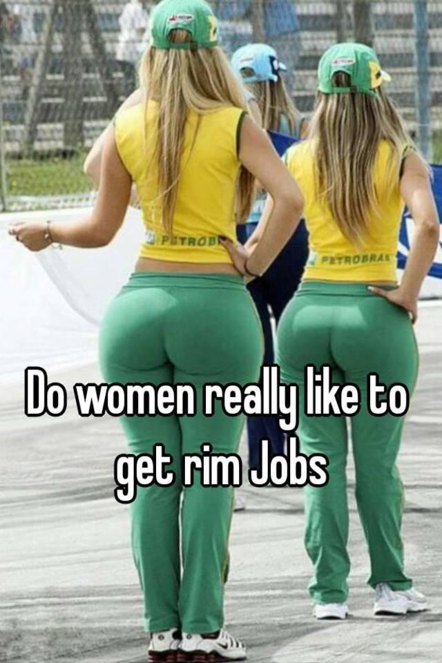 Do Women Like Rim Jobs