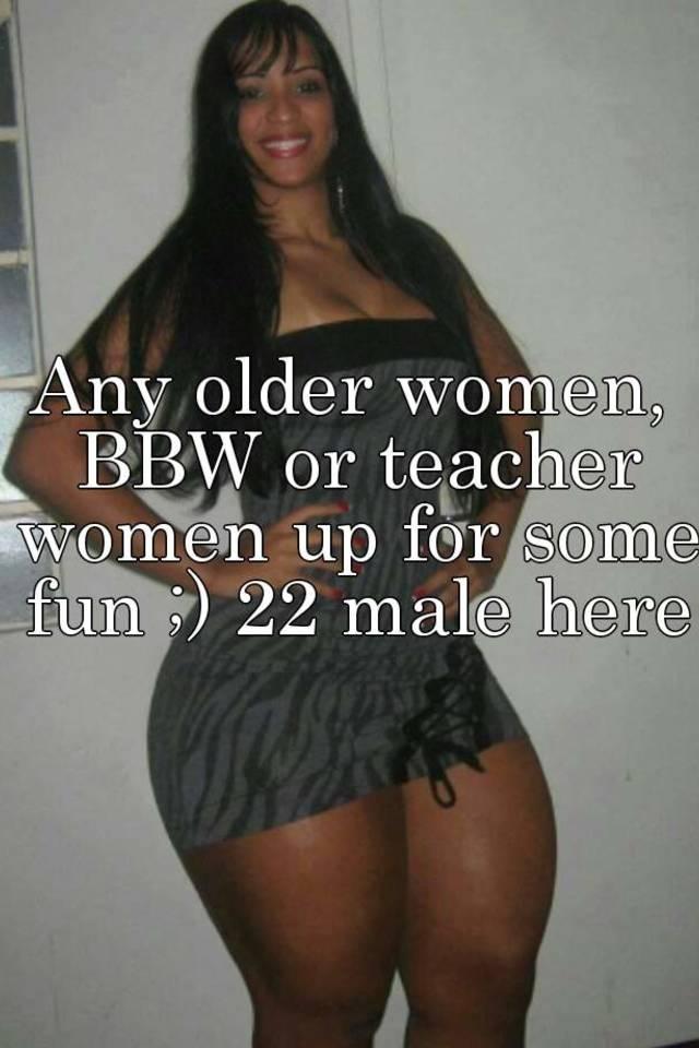 Fun Older Women
