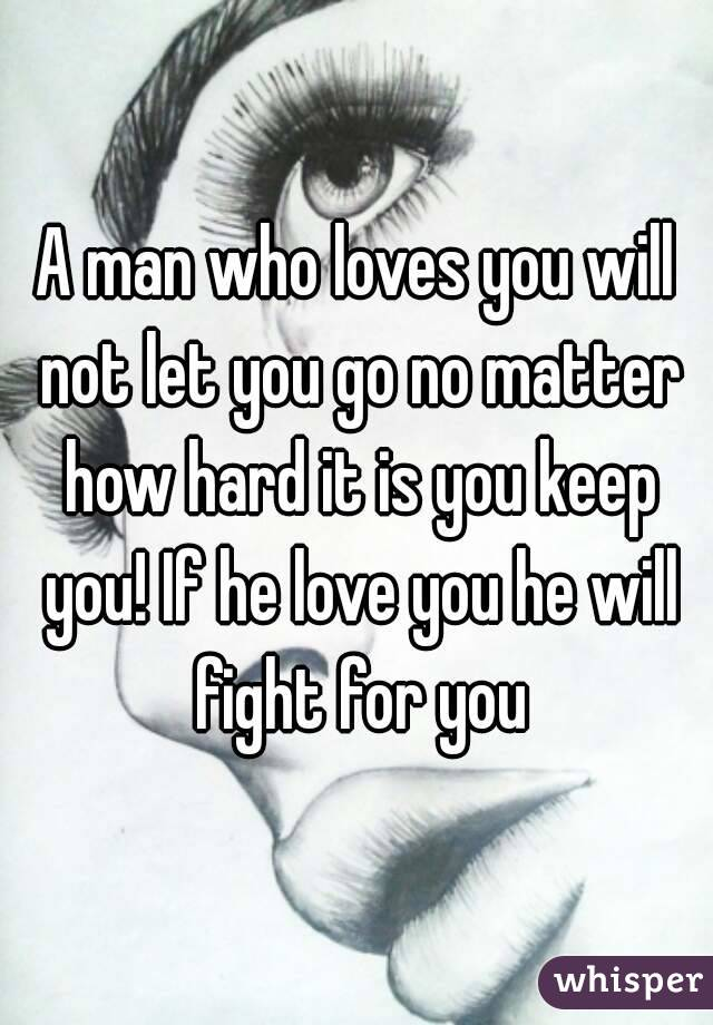 How To Fight For The Man You Love