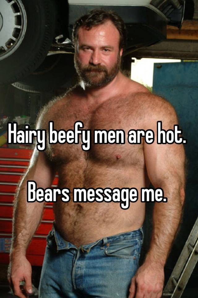 Beefy gay