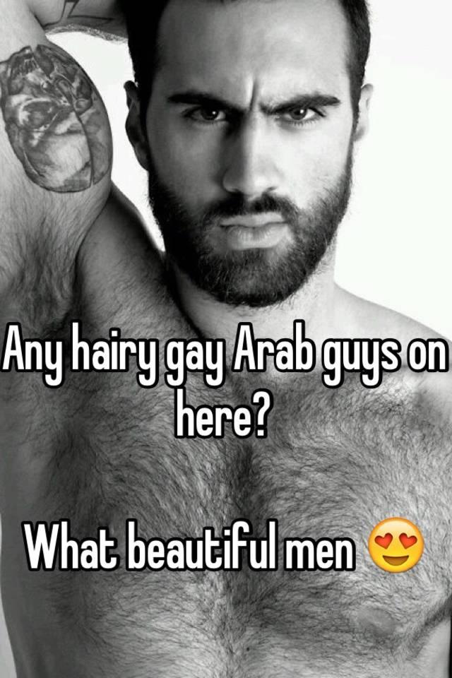 Hairy gay arabs